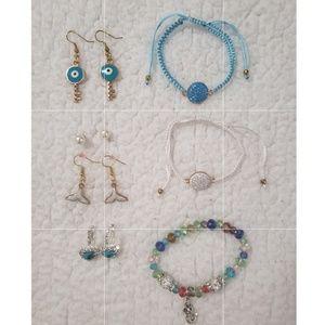 Jewelry - Everything on the photo--HANDMADE JEWERLY